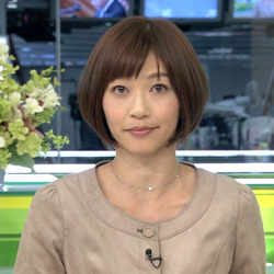 久保田智子の画像